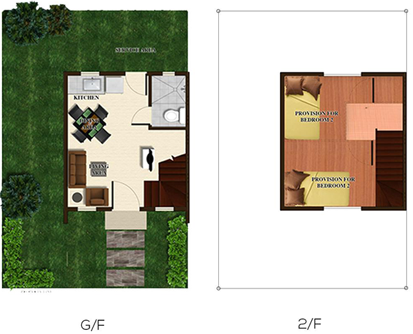 bria homes mia floor plan