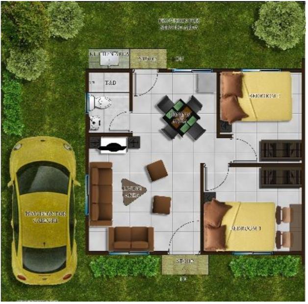 alecza floor plan